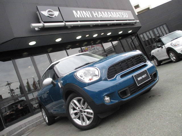 Cooper S CROSSOVER ALL4