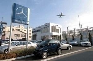 メルセデス・ベンツ豊中 サーティファイドカーセンター