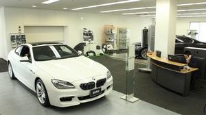 BMW幕張